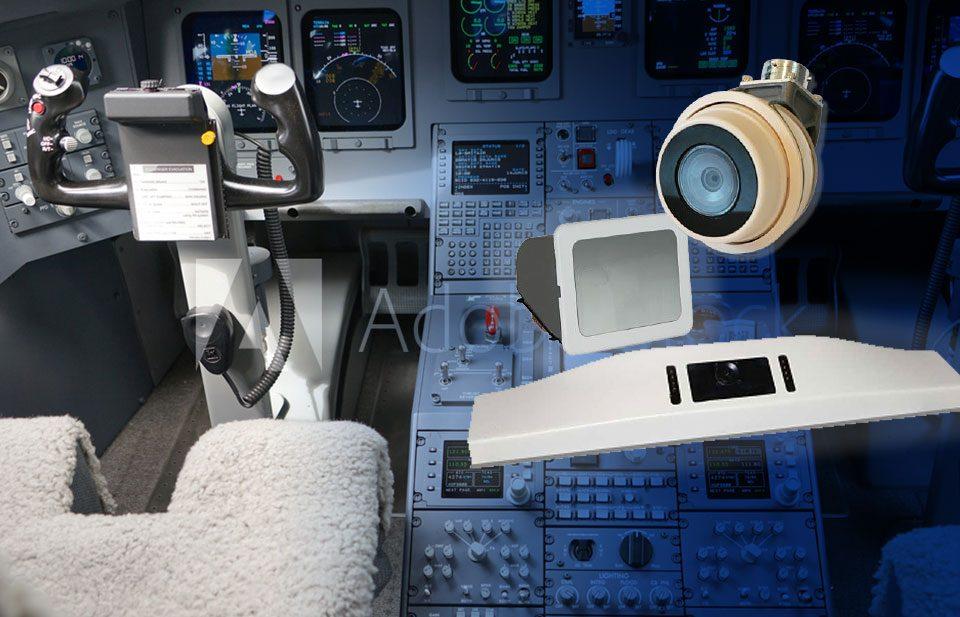 CASP Aerospace - Securaplane Airborne security cameras