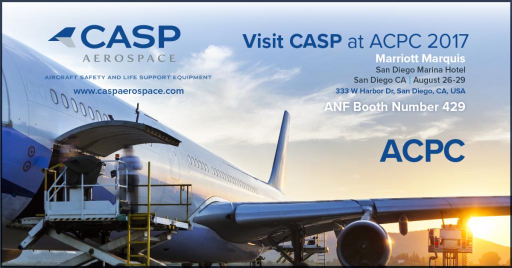 Visit CASP at ACPC 2017