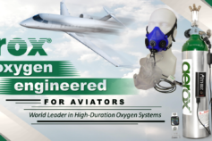 CASP Aerospace becomes a factory-authorized maintenance centre and Canadian distributor for Aerox Oxygen Systems