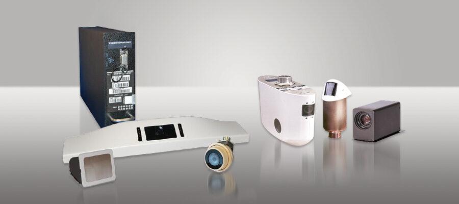 CASP Aerospace - video surveillance and camera equipment display