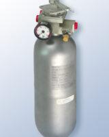 Inflation cylinder