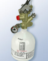 Pneumatic inflation tank